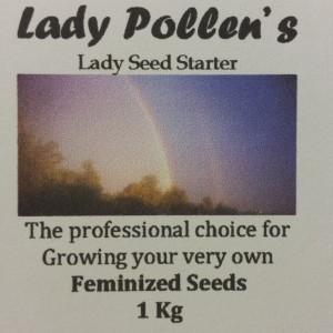 Lady Seed Starter  1 Kg